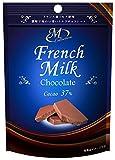 名糖産業 M collection フレンチミルクチョコレート 80g×6袋