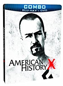 American History X: SteelBook Edition [Blu-ray + DVD]