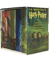 Harry Potter Hardcover Boxset 1-6