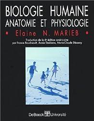 Biologie humaine : Anatomie et Physiologie