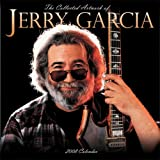 The Collected Artwork of Jerry Garcia 2008 Wall Calendar (1601090005) by Higashi, April