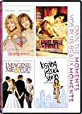 The Banger Sisters - Great Balls of Fire ! - Imagine Me & You - Kissing Jessica Stein (4 DVD Collection)