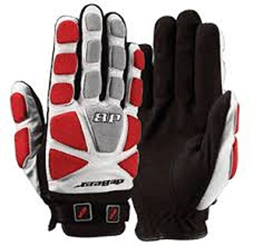 new-debeer-womens-lacrosse-tempest-glove-red-white-black-x-small-by-debeer