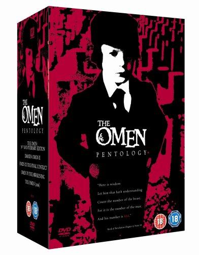 The Omen: Pentology [Edizione: Regno Unito]