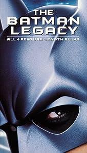 The Batman Legacy (Four Film Giftset) [VHS]