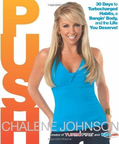 Push by Chalene Johnson (13-Feb-2012) Hardcover, by Chalene Johnson