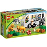 Lego Duplo 10502 Safari Bus