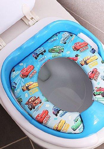 Disney Pixar Cars - Lightining Mcqueen Toilet Soft Potty Seat