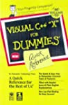 Visual C++ 6 For Dummies Quick Reference