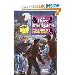 The Three Investigators Complete