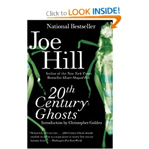 20th Century Ghosts LP Joe Hill