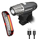 In beiden USB wiederaufladbare Bike Light - Super Bright 315 Lumen Front Light