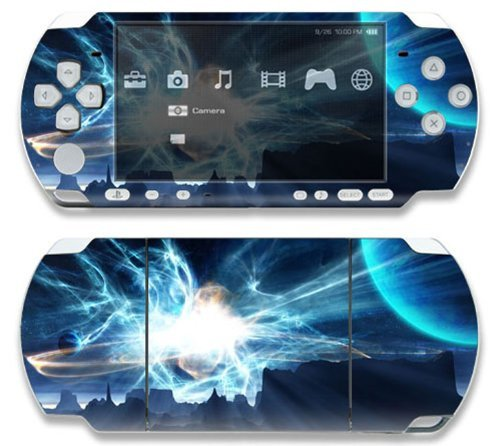 Sony-PSP-Slim-3000-Decal-Skin-Super-Nova-Space-by-DecalSkin