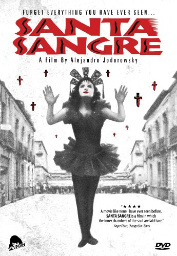 Cover art for  Santa Sangre