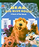img - for Bear's Big Blue House: A Book of First Words book / textbook / text book