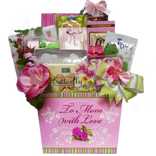 Art of Appreciation Gift Baskets   To Mom  Love