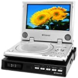 Polaroid Portable DVD Player - PDM-0990DS