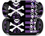 Sony PS Vita Skin Skulls and Stripes 6