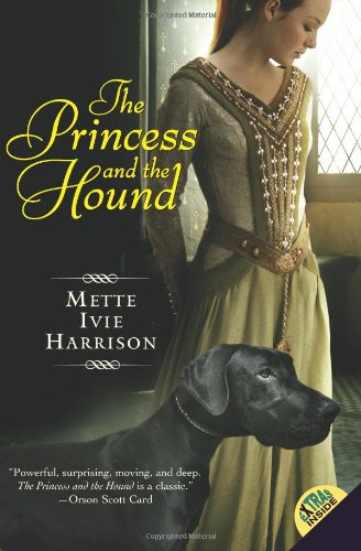 Cover of The Princess and the Hound