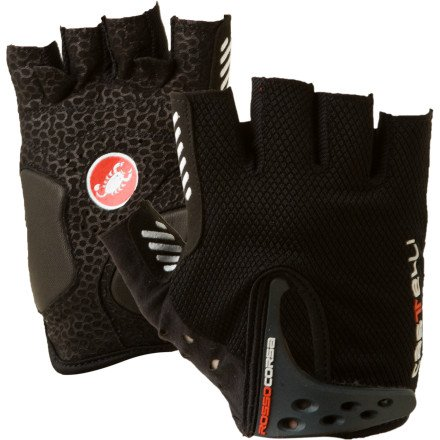 Buy Low Price Castelli S. Rosso Corsa Glove (B004WBUDYQ)