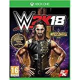 WWE 2K18 Wrestlemania Edition (Xbox One) UK IMPORT
