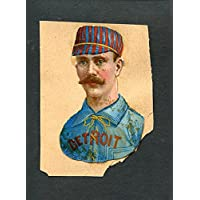 1888 Scrapps Tobacco Die Cut Hardy Richardson Tigers 273690 Kit Young Cards