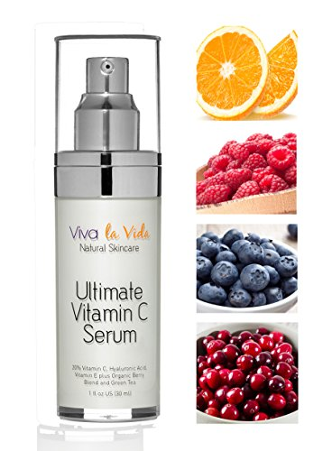 VLV Natural Skin Care Products - Best Vi