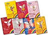 Daisy Meadows Rainbow Magic Specials Collection - 7 Books RRP £40.93 (Holly the Christmas Fairy; Paige the Pantomime Fairy; Cheryl the Christmas Tree Fairy; Natalie the Christmas Stocking Fairy; Olympia the Games Fairy; Elizabeth the Jubilee Fairy; Chri