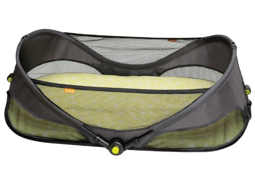 Best Deals! BRICA Fold N' Go Travel Bassinet