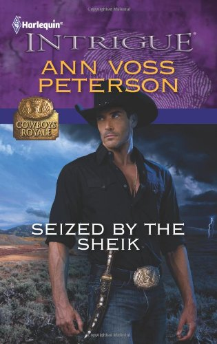 Image for Seized by the Sheik (Harlequin Intrigue Series)