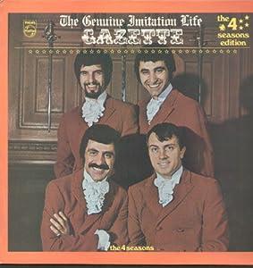 Four Seasons Genuine Imitation Life Gazette Vinyl Album