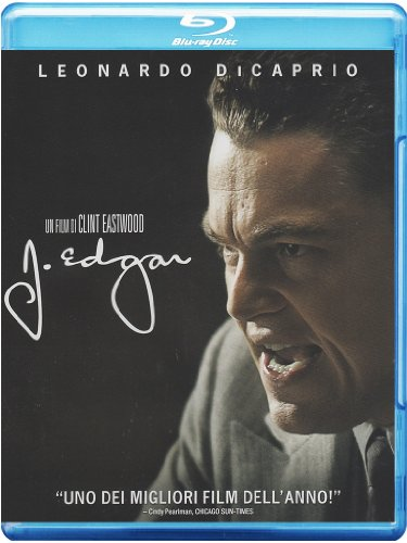 J. Edgar [Blu-ray] [IT Import]