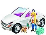 Playmobil - A1501480 - Jeu De Construction - Voiture Cabriolet