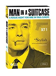 Man in a Suitcase: Set One