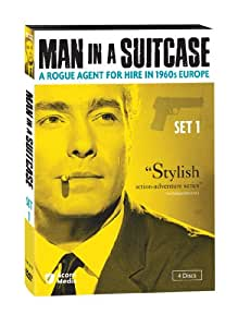 Man in a Suitcase - Set 1