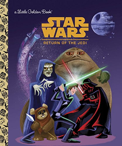 Star Wars: Return of the Jedi (Little Golden Books)