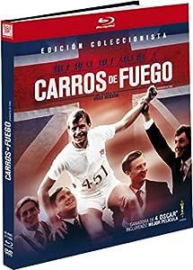 Amazon.com: Carros De Fuego (Formato Libro) (Blu-Ray) (Import Movie