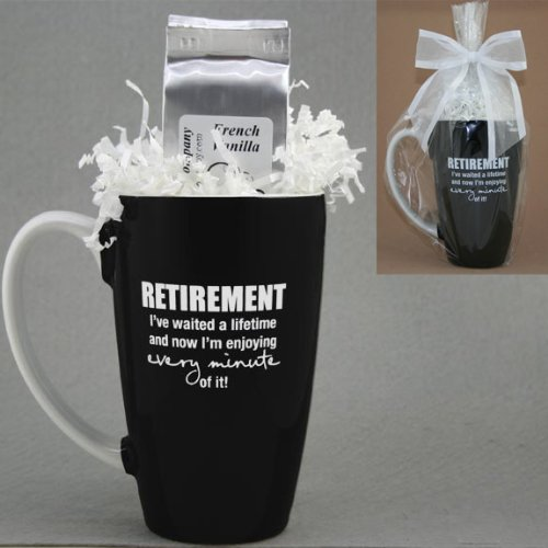 Best I Ve Waited A Lifetime Mug Gift Package Retirement