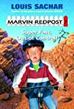 Marvin Redpost #7: Super Fast, Out of Control! (English Edition)