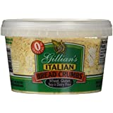Gillian's Foods Gluten Free Italian Bread Crumbs -- 12 oz
