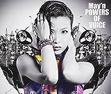 POWERS OF VOICE(初回限定盤)(Blu-ray Disc付)/May'n