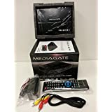 Azend Group MediaGate MG-M2TVD Digital Media Player HDMI Full 1080P With DTS 2.0 Digital Audio Out Black
