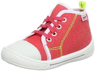 Superfit Bully 00024954,  Unisex-Kinder Hausschuhe,  Pink (coral kombi 54), EU 22