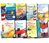 Ronda Armitage The Lighthouse Keeper's Lunch Collection 8 Books Set (Lunch, Rescue, Cat, Tea, Breakfast, Picnic, Catastrophe, Christmas)