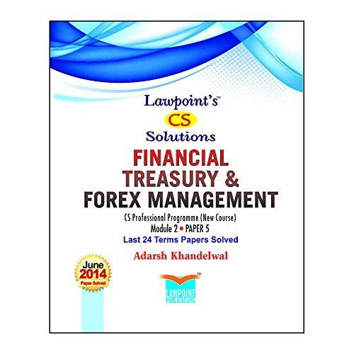 Forex and treasury management pdf