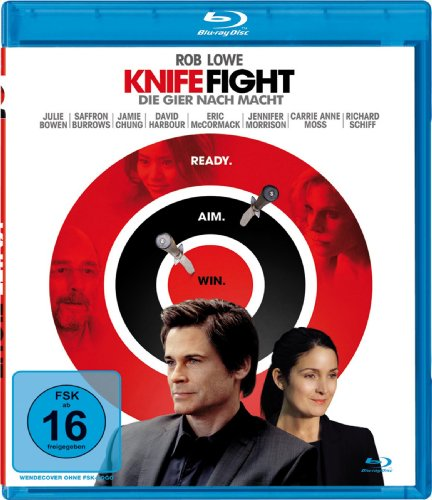 Knife Fight - Die Gier nach Macht [Blu-ray]