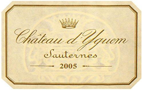 2005 Yquem Sauternes 375 Ml