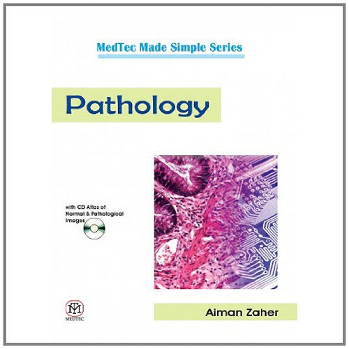 Pathology: With Cd Atlas To Normal And Pathological Images (Pb)
