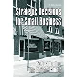 Strategic Decisions for Small Business: It's Just Noodles, This Ain't No Trattoria ~ Rachel Hendrix