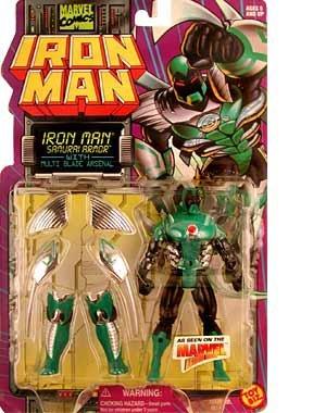 Iron Man  Samurai Armor Iron Man Action Figure (Iron Man Action Figure )